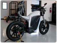 Electric Motorcycle Start-up - ODM Support